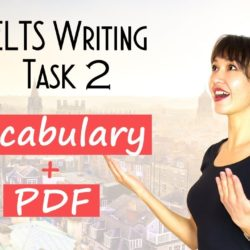IELTS Writing Task 2 VOCABULARY for Band 7+ | Must-know SYNONYMS - IELTS, ielts listening, ielts speaking, ielts writing, IELTS-Test - IELTS Writing Task 2 VOCABULARY for Band 7 Must know