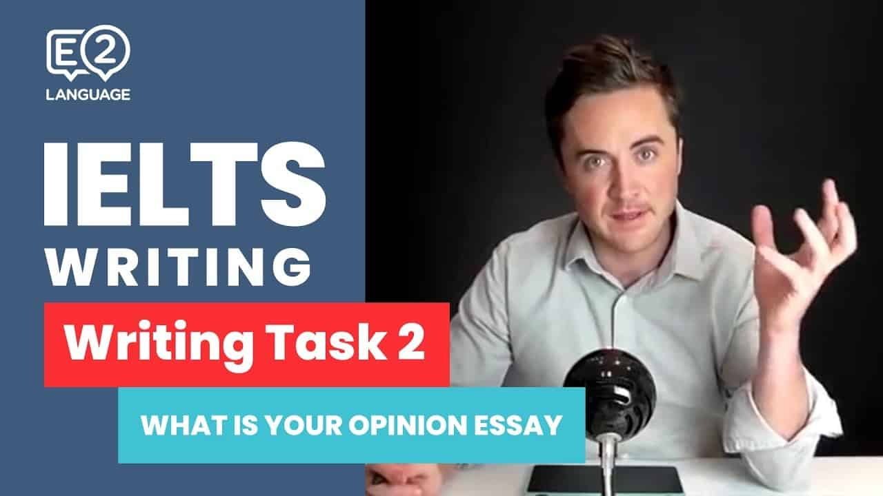 IELTS Writing Task 2 | WHAT IS YOUR OPINION ESSAY with Jay! - IELTS Writing Videos - IELTS Writing Task 2 WHAT IS YOUR OPINION ESSAY