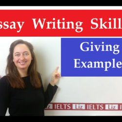 IELTS Writing Tips: How to Put Examples in Your Essay - IELTS, ielts listening, ielts speaking, ielts writing, IELTS-Test - IELTS Writing Tips How to Put Examples in Your Essay