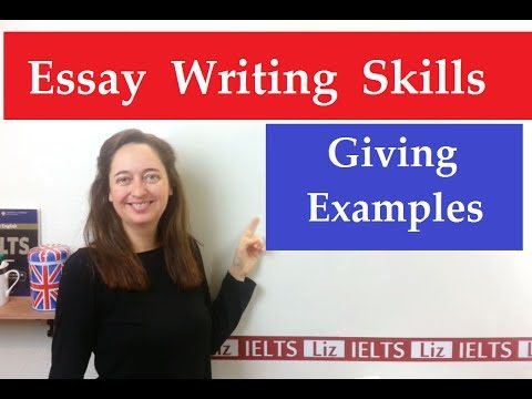 IELTS Writing Tips: How to Put Examples in Your Essay - IELTS Writing Tips How to Put Examples in Your Essay - Getting Down Under IELTS, ielts listening, ielts speaking, ielts writing, IELTS-Test