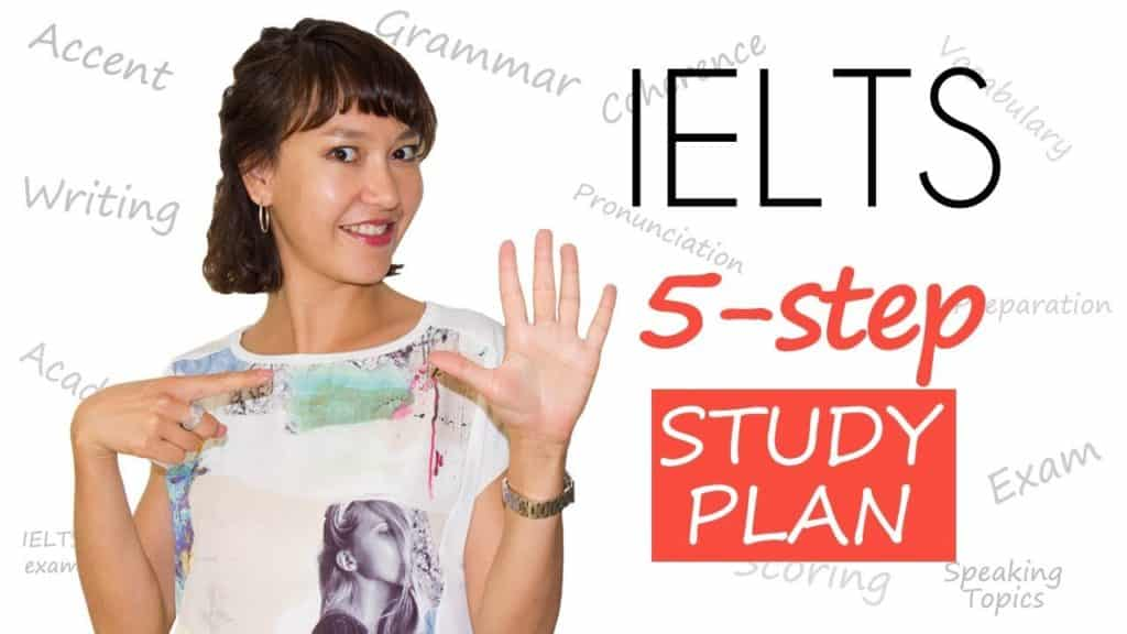 IELTS preparation: 5-step STUDY PLAN - IELTS preparation 5 step STUDY PLAN - Getting Down Under IELTS, ielts listening, ielts speaking, ielts writing, IELTS-Test