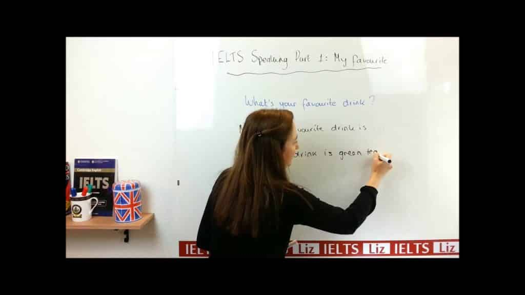 IELTS speaking part 1: What's your favourite...? - IELTS speaking part 1 What39s your favourite - Getting Down Under IELTS Speaking Videos