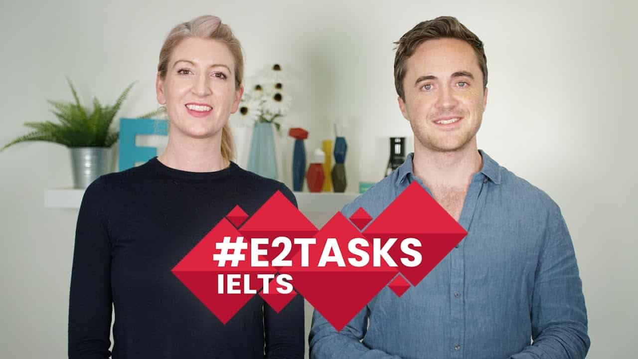 Introducing IELTS #E2Tasks of the Week! - ielts tips - Introducing IELTS E2Tasks of the Week