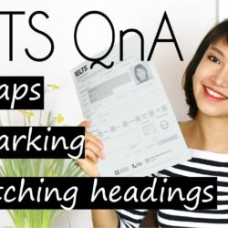 My IELTS experience 2018 QnA| Matching headings, maps, IELTS remarking (part 3) - IELTS, ielts listening, ielts speaking, ielts writing, IELTS-Test - My IELTS experience 2018 QnA Matching headings maps IELTS remarking