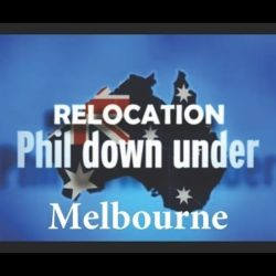 Relocation Phil Down Under S02E01 (Melbourne 2010) - phil down under - Relocation Phil Down Under S02E01 Melbourne 2010
