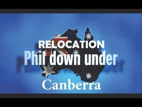 Relocation Phil Down Under S02E03 (Canberra 2010) - Relocation Phil Down Under S02E03 Canberra 2010