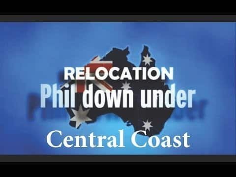 Relocation Phil Down Under S02E04 (Central Coast 2010) - Relocation Phil Down Under S02E04 Central Coast 2010