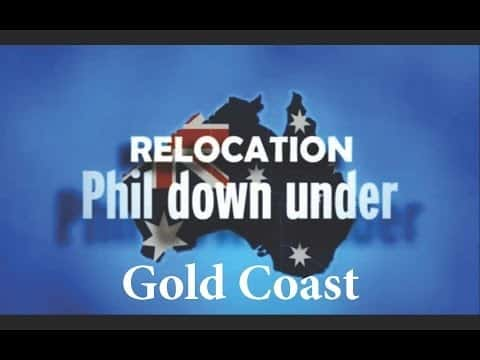 Relocation Phil Down Under S02E05 (Gold Coast 2010) - Relocation Phil Down Under S02E05 Gold Coast 2010