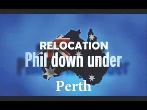 Relocation Phil Down Under S02E08 (Perth 2010) - Relocation Phil Down Under S02E08 Perth 2010