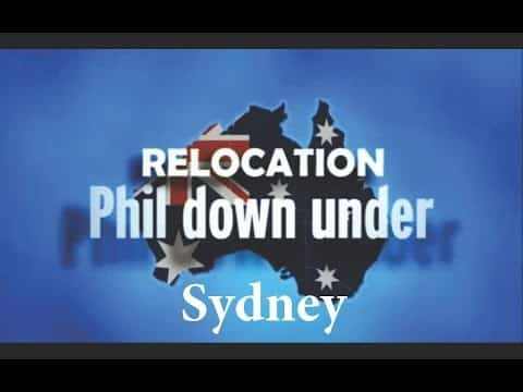 Relocation Phil Down Under S02E09 (Sydney 2010) - Relocation Phil Down Under S02E09 Sydney 2010