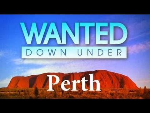 Wanted Down Under S04E20 Wall (Perth 2009) - Wanted Down Under S04E20 Wall Perth 2009