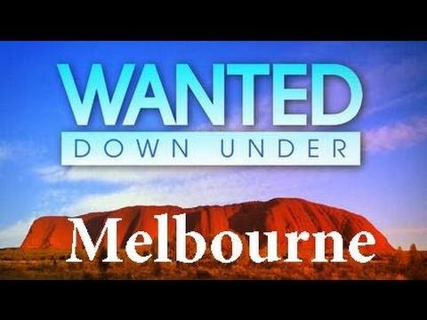 Wanted Down Under S09E19 Ireland (Melbourne 2014) - Wanted Down Under S09E19 Ireland Melbourne 2014 - Getting Down Under Wanted Down Under