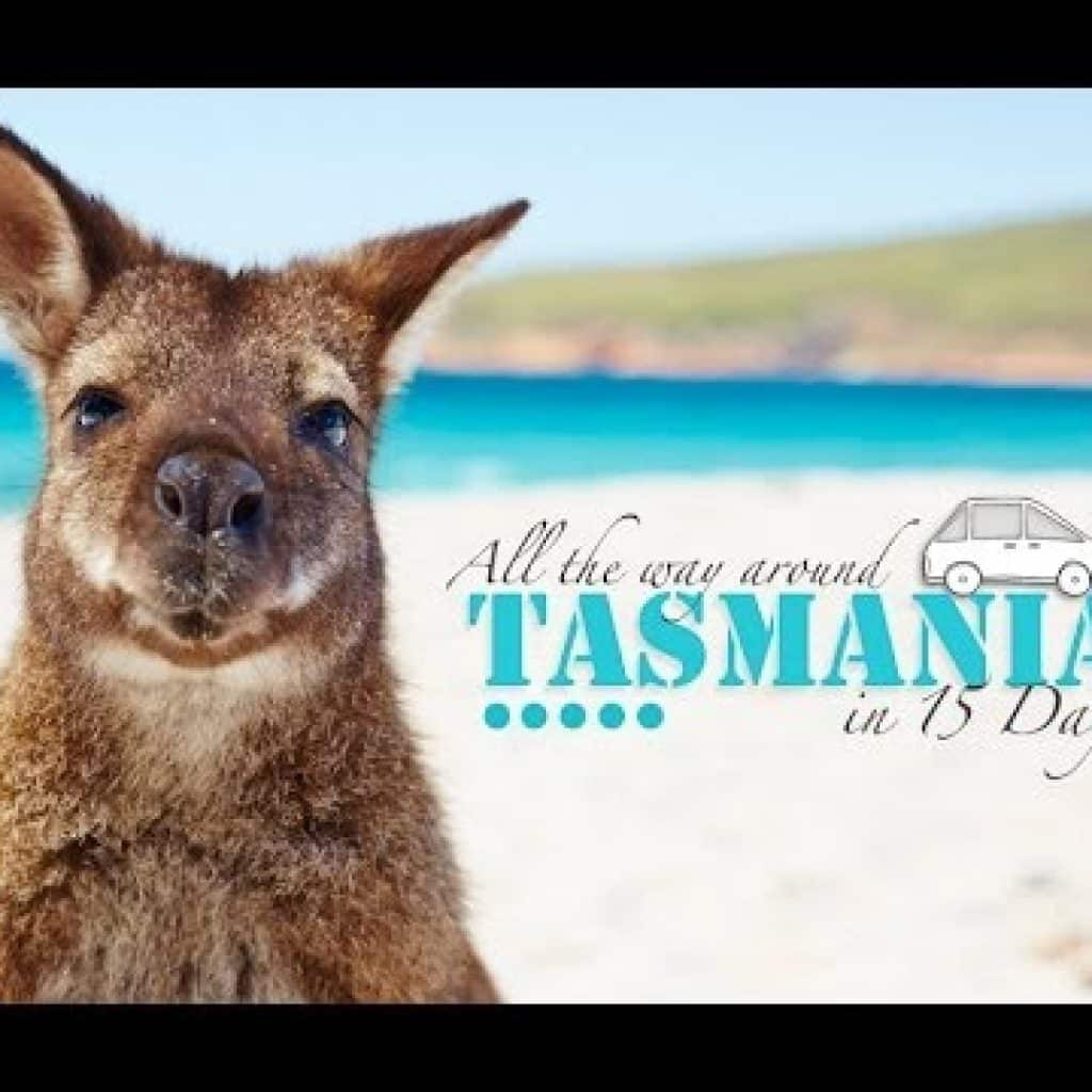 Discover Beautiful Tasmania - 15 Day Road Trip - 15 DAYS ROAD TRIP TASMANIA BEST JOB IN THE - Getting Down Under Tasmania Video Guides