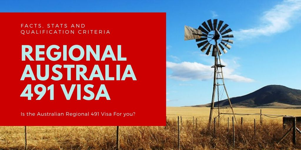 491 visa qualification criteria