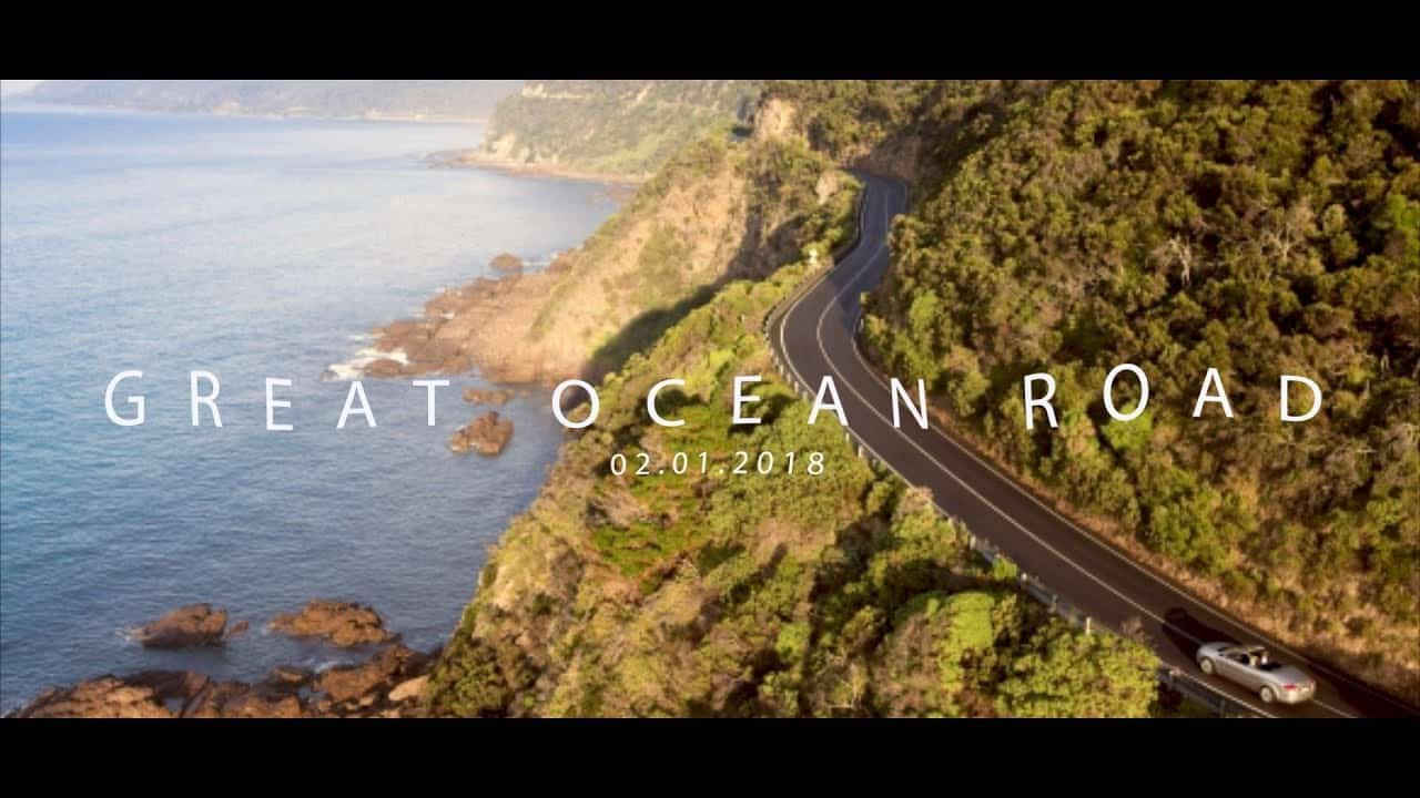 Places to Visit in The Great Ocean Road. 2018