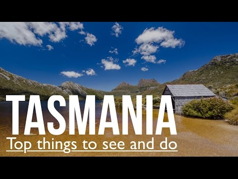 Tasmania Travel Guide - Things To Do In Hobart, Port Arthur, Bicheno &Amp; Strahan - Tasmania Video Guides - April 2021