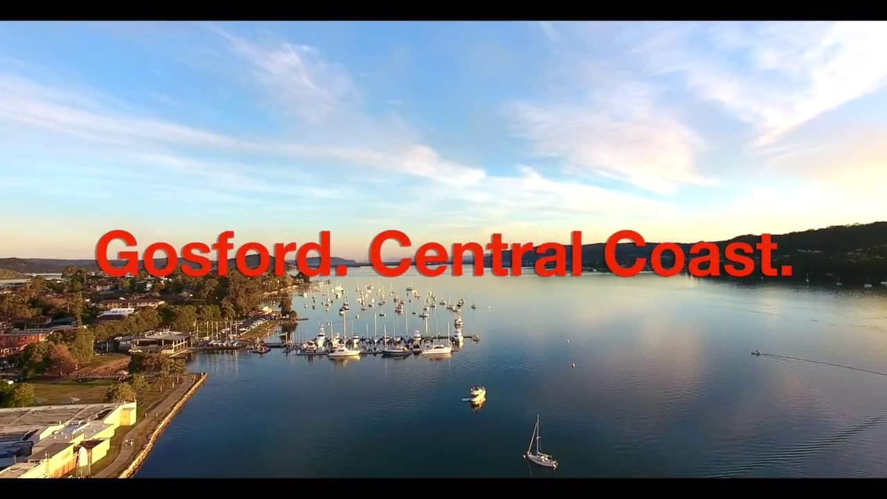 Gosford NSW. Central Coast.