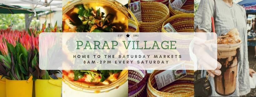 Parap Markets – Darwin