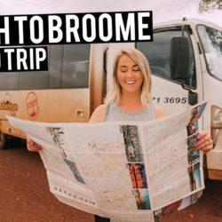Perth To Broome Road Trip | Western Australia Travel Guide