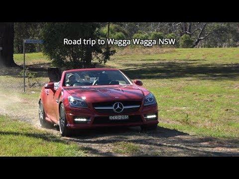 Road trip to Wagga Wagga NSW