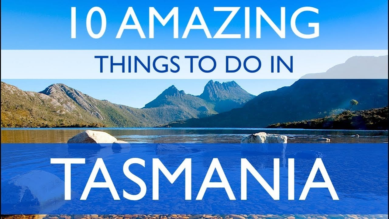 Ten Amazing Things To Do On A Tasmania Road Trip (2019) - The Big Bus - Ten Amazing Things To Do On A Tasmania Road Trip