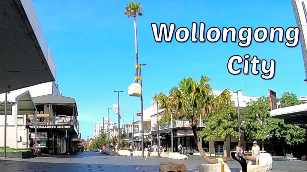 Wollongong City - Wollongong NSW Australia