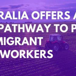 Australia Horticulture Labour Agreement