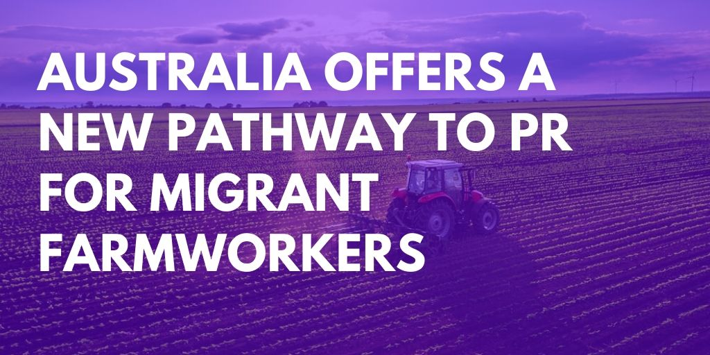 Australia Horticulture Labour Agreement