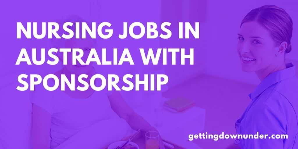 Nursing Jobs In Australia With Sponsorship