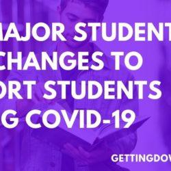 Australia Student Visa Changes COVID-19