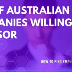 List Of Australian Companies Willing To Sponsor