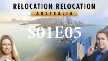 Relocation Relocation Australia S01E05 - Sydney To Queensland 2013 - Relocation Relocation Australia - April 2021