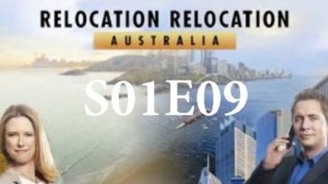 Relocation Relocation Australia S01E09 - Wa To Queensland 2013 - Relocation Relocation Australia - April 2021