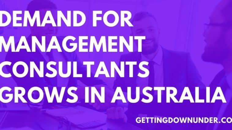 Management Consultant Australia