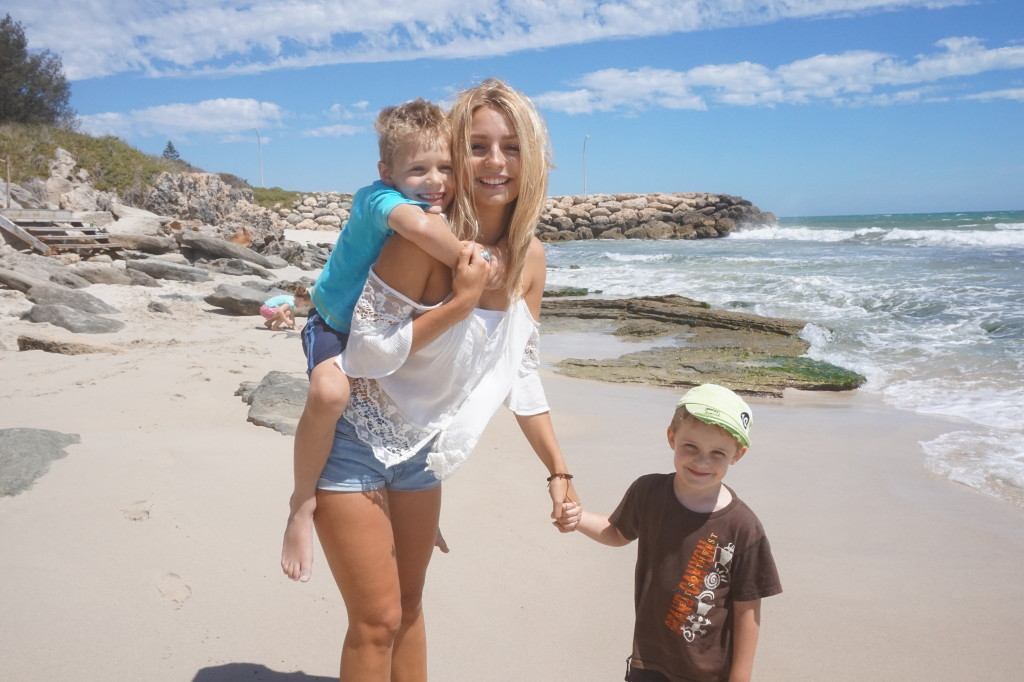 Au Pair Childcare Salary earnings working holiday visa holders