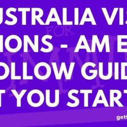 Australia Visa Options