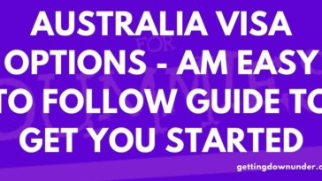 Australia Visa Options