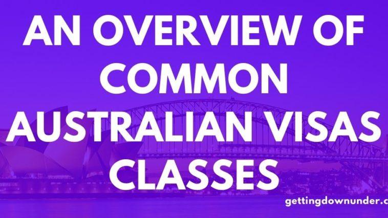 Australia Visa Overview