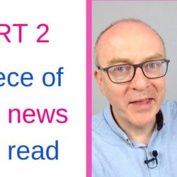 Ielts Speaking Sample Answer Part 2 - A Piece Of Good News You Read - 1604465163 Maxresdefault