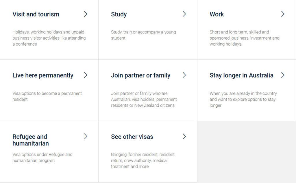 Which Australian Visa Should I Apply For?