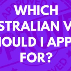 Which Australian Visa Should I Apply For - Australia Visa Options
