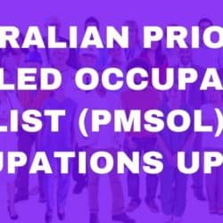 Social Workers Added To Priority PMSOL List