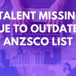 Tech Talent Missing Out Due To Outdated Anzsco List