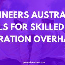 Engineers Australia Government Submission Australia Migration